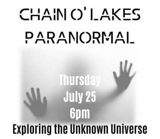 Chain O' Lakes Paranormal